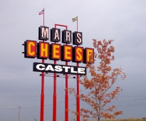 Mars Cheese Castle in Wisconsin