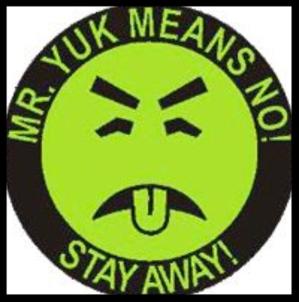 Mr Yuck